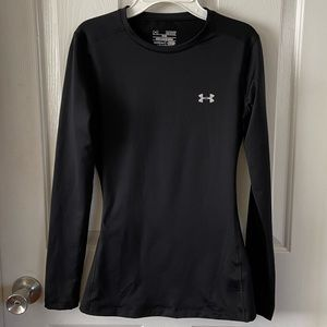 Under Armour Fitted Cold Gear Long Sleeve Top